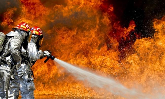 41 жертви на пожар в затвор