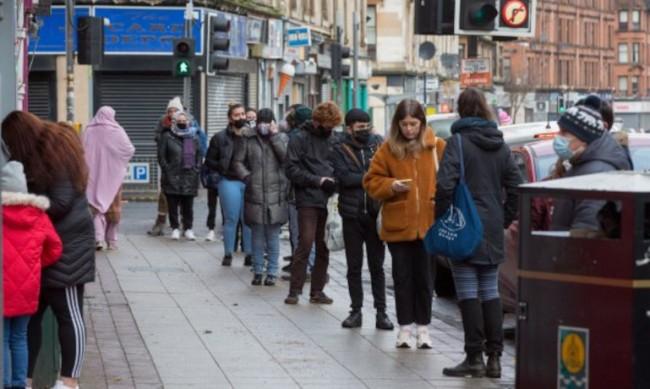 В нощен клуб в Шотландия - само след пълна ваксинация