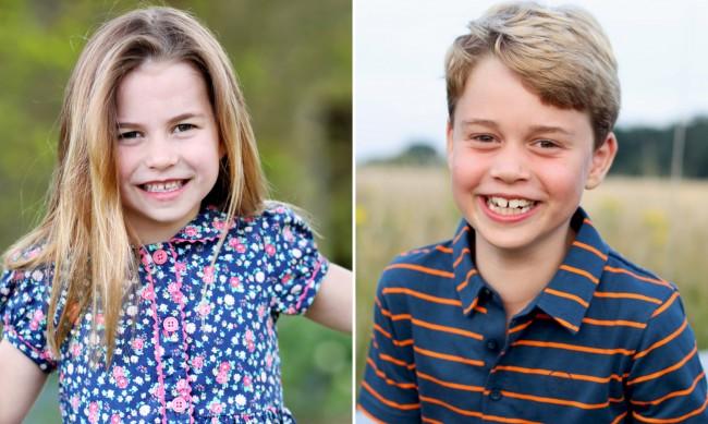 Отново на училище: Забравете за титлите на Джордж и Шарлот