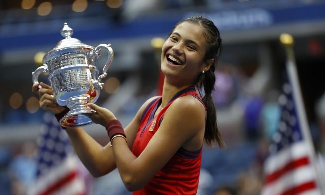 18-годишна британка спечели титлата на US Open