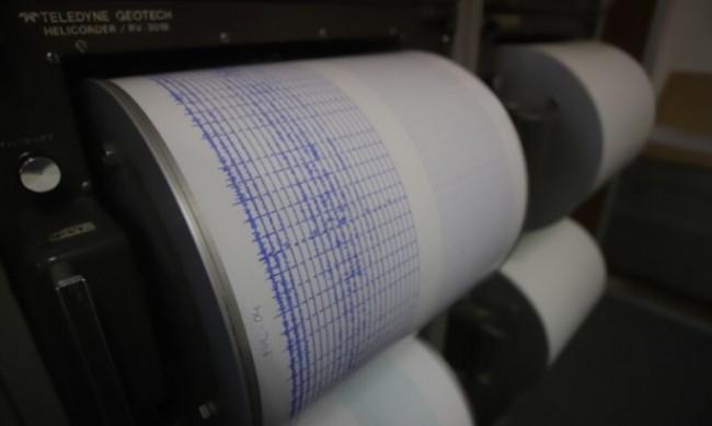 Силно земетресение в Иран