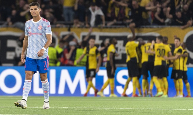 Роналдо бележи, но Ман Юнайтед загуби драматично в ШЛ
