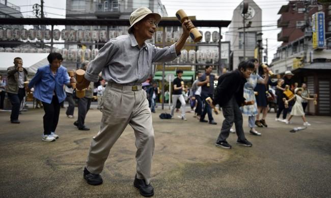Столетниците в Япония вече са 86 000, най-възрастният е на 111 г.