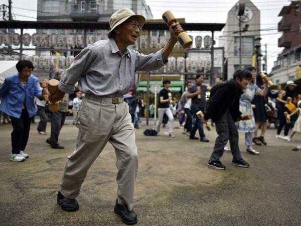 Броят на столетниците в Япония се е увеличил до рекордните