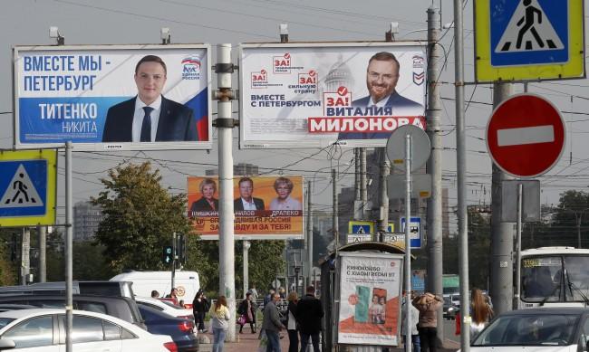 Русия гласува: Умряла ли е демокрацията в страната?