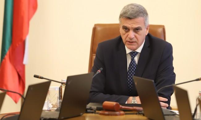 Янев очаква да е премиер и в новото служебно правителство