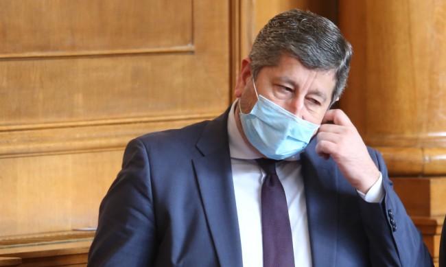ДБ вижда съмишленици в лицето на Кирил Петков и Асен Василев