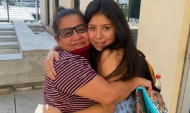 След 14 години майка се събра с отвлечената си дъщеря