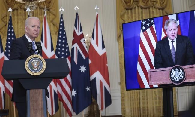 САЩ, Великобритания и Австралия правят нов пакт за сигурност