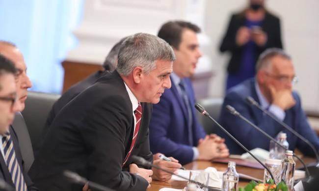 Ето кои ще са министрите във втория служебен кабинет на Румен Радев