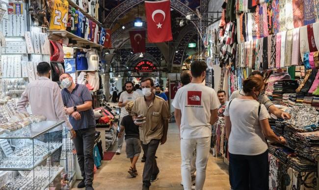 82,5% от жителите на Истанбул са ваксинирани срещу COVID-19