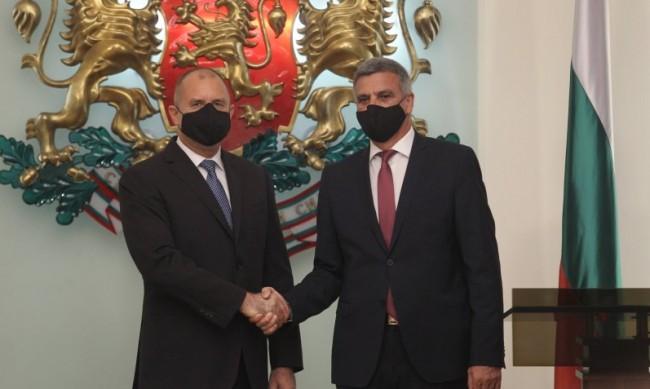 Янев: Не съм чул президента да има желание да прави партия