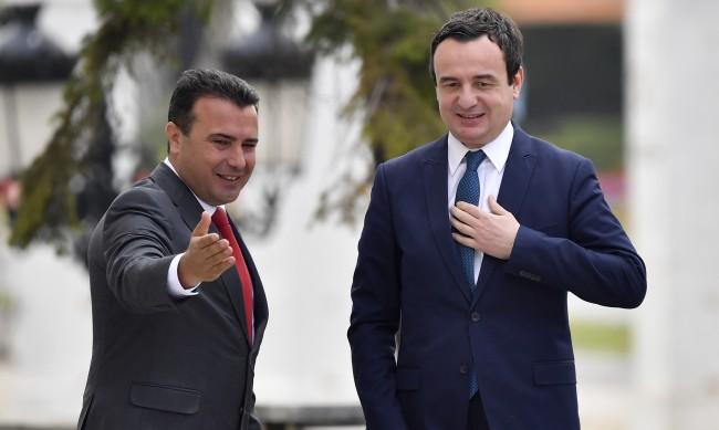 Заев: България знае как да ни разочарова, но ни подкрепя за ЕС