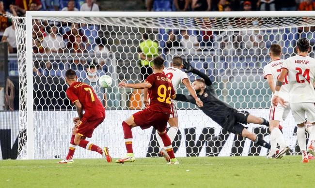 ЦСКА започна отлично, но в крайна сметка катастрофира в Рим