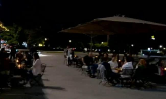 Проверка установи: Пълни заведения в София, въпреки забраната за работа след 23 ч.