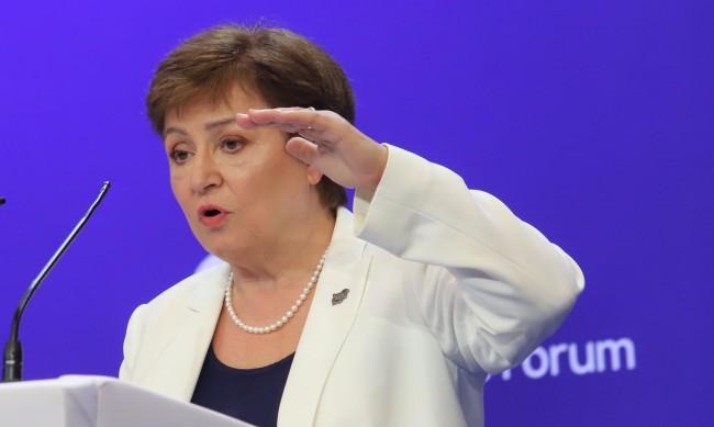 Световната банка подозира Кристалина Георгиева за оказан натиск