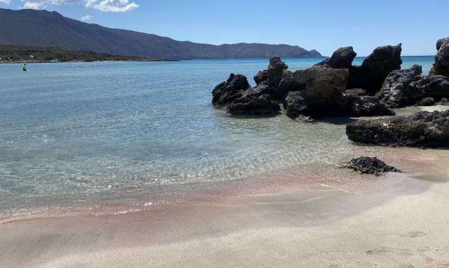 Остров Крит - райското място за още слънчеви лъчи и на час път