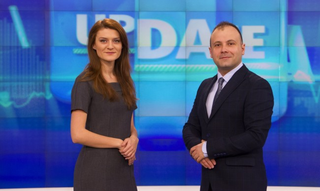 Технологичното седмично предаване Update се завръща в ефира на Bloomberg TV Bulgaria от 18 септември