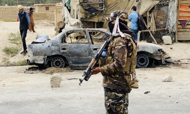 САЩ признаха: Ударът с дрон в Кабул е убил невинни цивилни