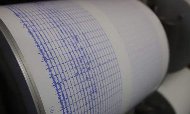 Земетресение с магнитуд 4,3 разлюля Лос Анжелис