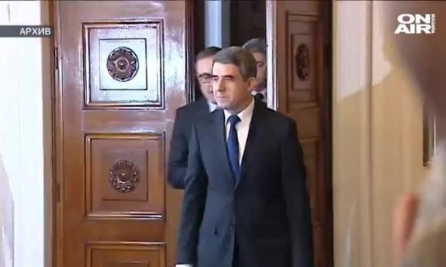 Плевнелиев отказал на Борисов да е кандидатът на ГЕРБ за президент