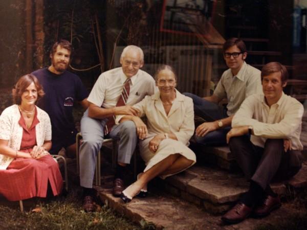 Богатството на семейство Уолтън, произлязло от основателя на американския търговец