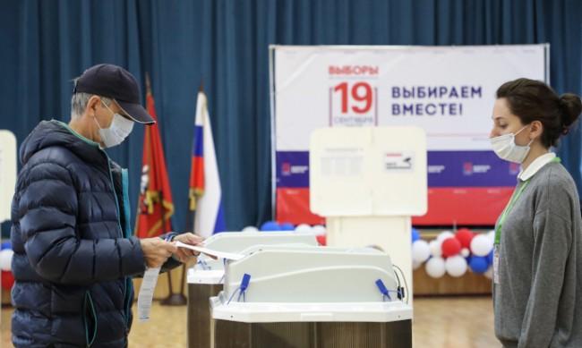 Томбола дава апартаменти на онлайн гласуващи на изборите в Русия
