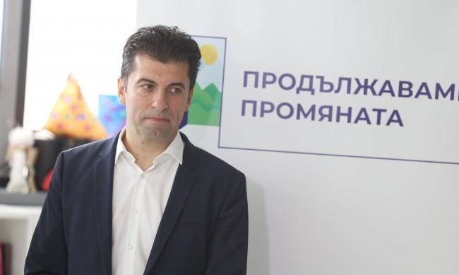 Петков убеден: Ще има над 121 депутати от коалиция на почтените