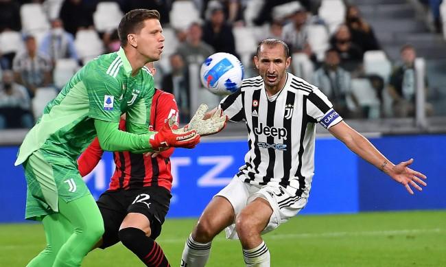 Ювентус не победи и Милан, вече е сред изпадащите