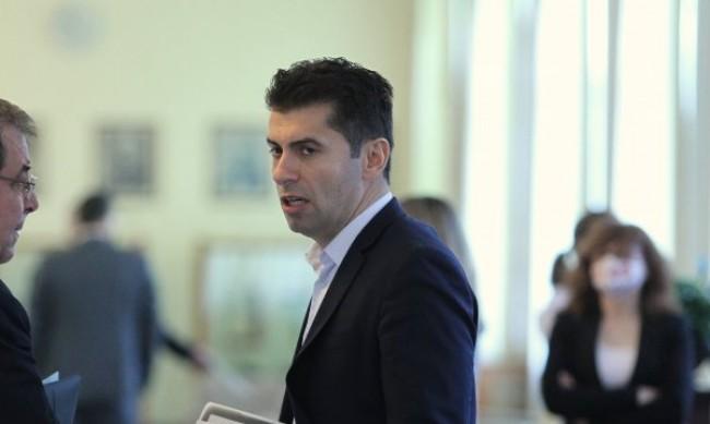 ВОЛТ ще е осигури явяването на вота на проекта Петков-Василев?