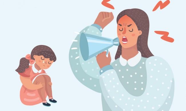 Как се държат емоционално незрелите родители?