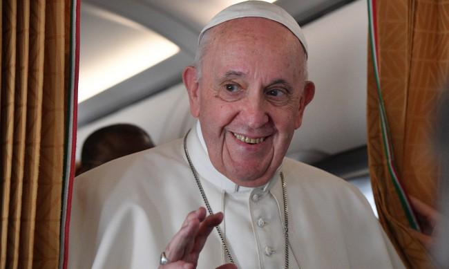 Папата: Все още съм жив, макар че някои ме искаха мъртъв