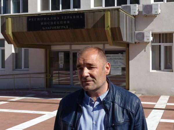 """И област Благоевград влезе в """"червената зона"""" на разпространение на"""