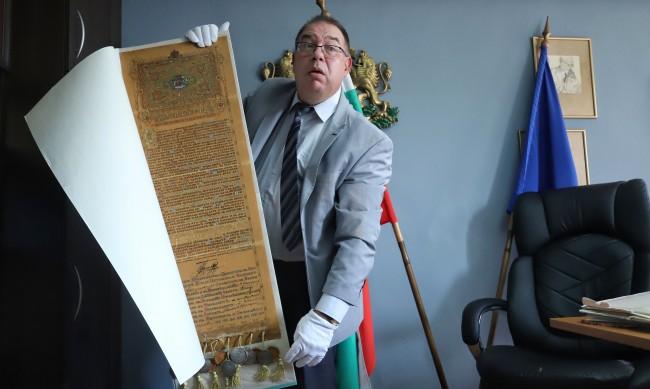 Доц. Груев: 14 млн. златни франка - толкова е абсолютната цена на независимостта