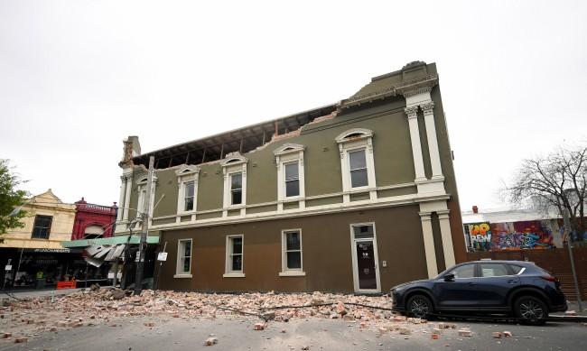След земетресение от 6 по Рихтер: 46 сгради са пострадали в Австралия