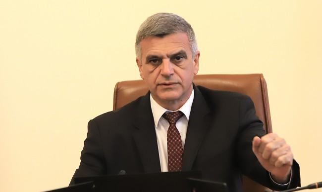Стефан Янев: България е свободна, независима държава и наша отговорност е тя да пребъде
