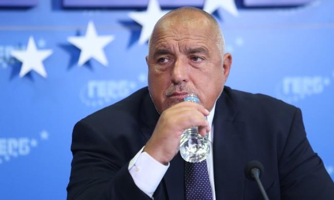Бойко Борисов: Излиза, че ако не гласуваш за Румен Радев, не си почтен
