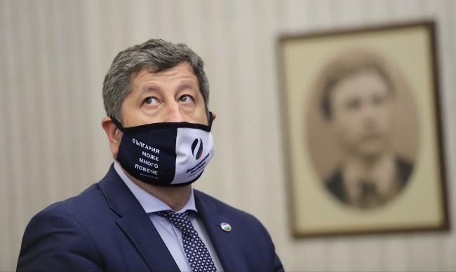 Христо Иванов: България днес на хартия е независима държава