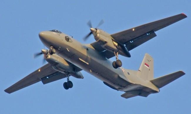 Самолет Ан-26 изчезна в Хабаровския край
