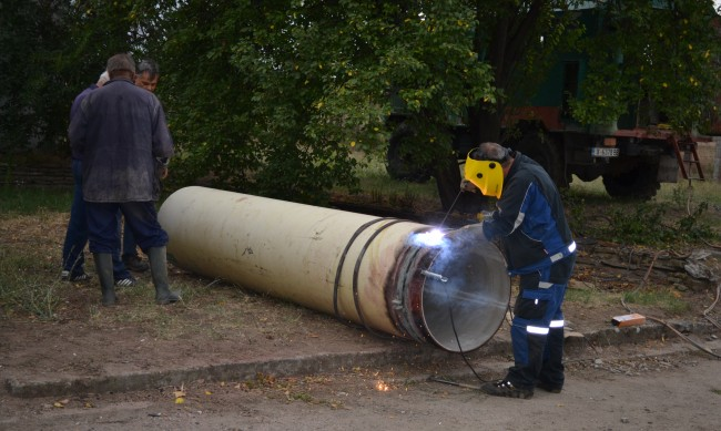 В половин Хасково още няма вода заради голяма авария