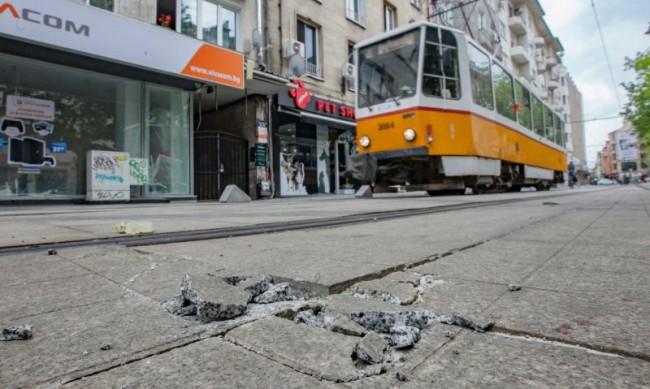 30% по-малко пътници, 50% повече разходи за транспорта в София