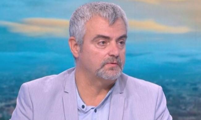 Д-р Миндов: Оцеляват 10% от COVID пациентите в реанимация