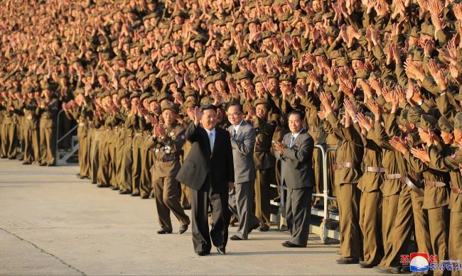 Северна Корея заяви, че прекратяването на Корейската война е преждевременно