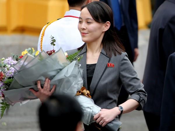 Влиятелната сестра на севернокорейския лидер Ким Чен Ун заяви, че
