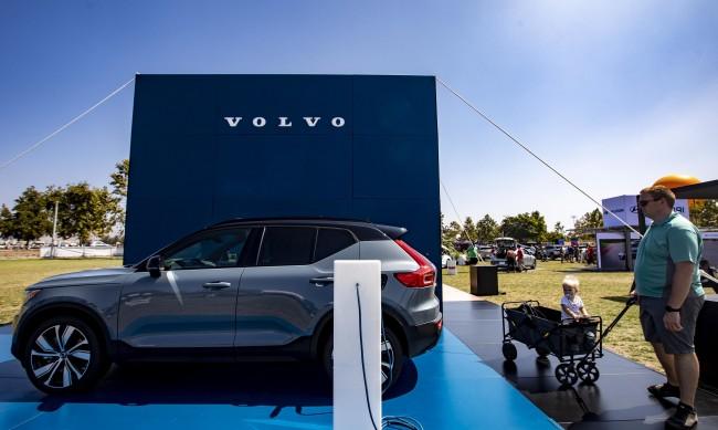 Volvo за бъдещето на колите: Уютни, електрически, подходящи за вегани