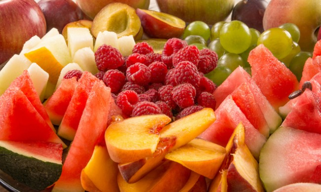Кои са плодовете с най-високо натурално съдържание на захари?