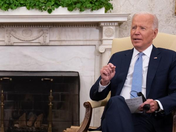 Американският президент Джо Байдън обяви, че ще си постави бустерна