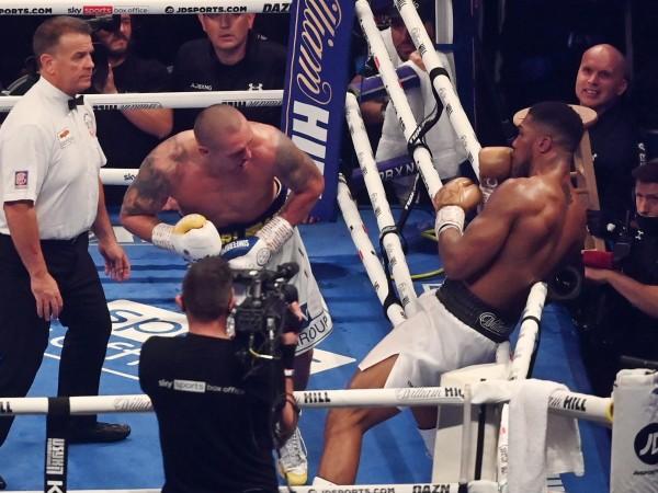 Британецът Антъни Джошуа разкри, че със сигурност ще има реванш