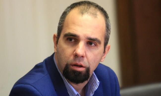 Първан Симеонов: Приключи най-яркият етап от съществуването на ИТН