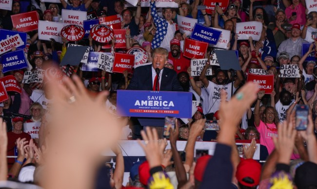 Само здравословен проблем може да осуети участието на Тръмп на изборите